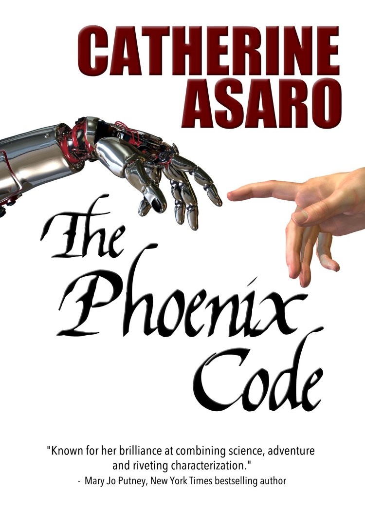 The Phoenix Code eBook release